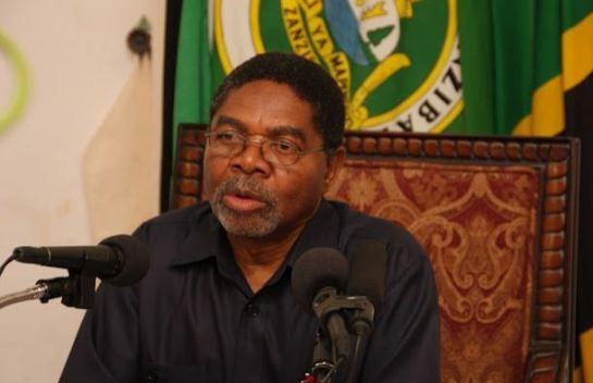Dr Ali Mohamed Shein