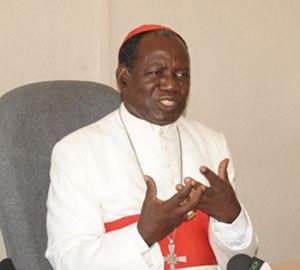 THE Archbishop of Dar es Salaam, Polycarp Cardinal Pengo