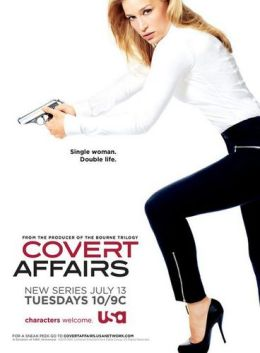 MOVIE REVEW;- KITU CHA COVERT AFFAIRS SEASONAL 1